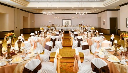 Wilmington wedding venues reviews for venues sheraton suites wilmington downtown junglespirit Image collections