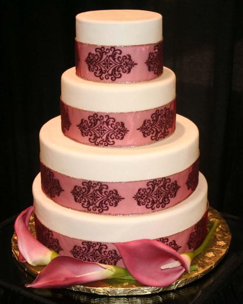 photo 14 of Rebecca's Wedding Cake Design
