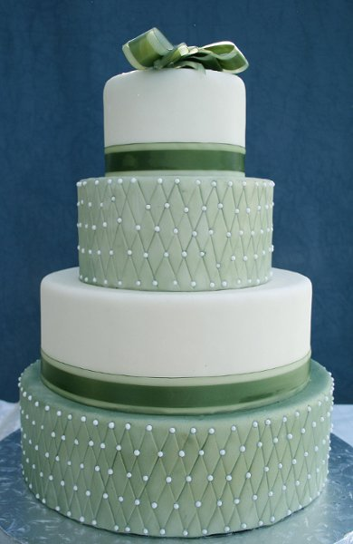 photo 12 of Rebecca's Wedding Cake Design