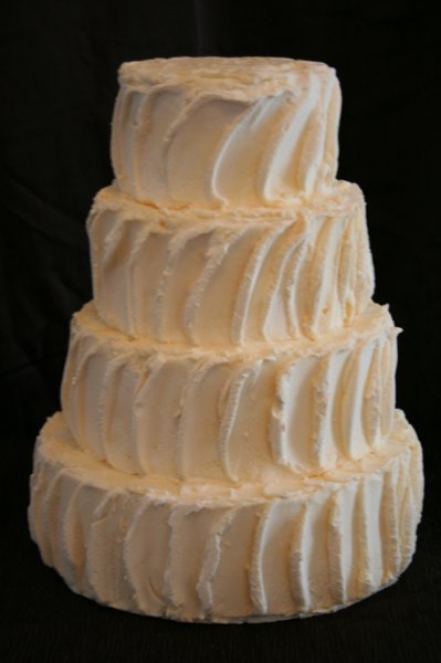 photo 4 of Rebecca's Wedding Cake Design