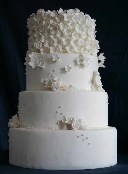 photo 3 of Rebecca's Wedding Cake Design