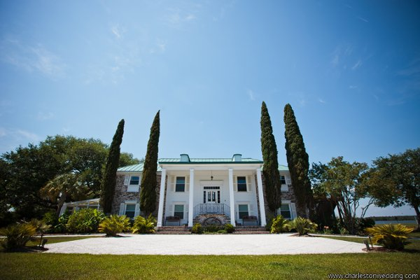 The Island House Johns Island Sc Wedding Venue