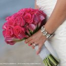 130x130 sq 1266592534671 pinkweddingbouquet