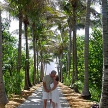 220x220 sq 1283001151467 beachweddingatlighthousekeybiscaye