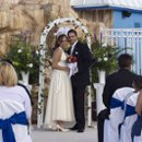 130x130 sq 1256674116020 weddingcoupleoutside