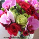 130x130 sq 1456858282328 mauve phalaenopsis orchis wedding bouquet with lim