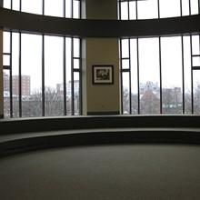 Round Meeting Room Ohio Union