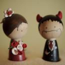 130x130 sq 1454527952519 creative wedding topper florida