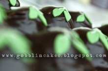 gobblin' cakes photo