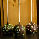 Fabulous favors for any type of gathering! These brownie pops make great take home gifts for your guests. Choose from an assortment of garden looks or choose one design only. Fully customizable! Want to do something different? Call our customer service representatives and let them guide you through the ordering process to get the perfect brownie pop for you! Advantage Bridal is pleased to offer fast shipping and a low price guarantee. Because of the fragility of the items and to guarantee freshness, these items require 2Day or overnight shipping.