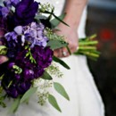 130x130 sq 1369953513132 stellar events pic purple bridal bouquet