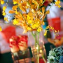 130x130 sq 1369953555945 stellar events pic yellow blue centerpiece