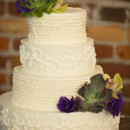 130x130 sq 1399755670455 the three divas succulent wedding cake
