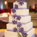 130x130 sq 1399757351052 thethreedivas orchid cake in conv center ballroo