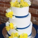 130x130 sq 1399765758893 the three divas wedding cakes wilmington n