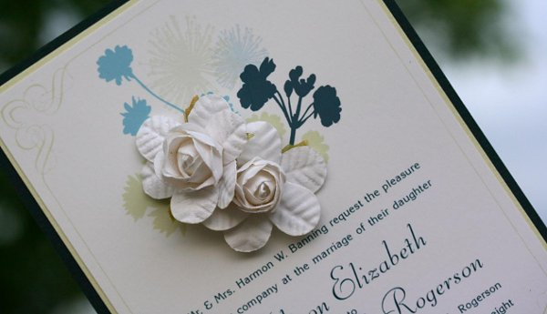 photo 3 of MOYA LARA :: Exquisite Wedding Invitations