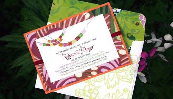 photo 7 of MOYA LARA :: Exquisite Wedding Invitations