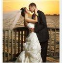 130x130 sq 1296252340190 weddingphotographergroombridesunset