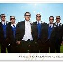 130x130 sq 1296252345456 weddingphotographersarasotagroomsmen