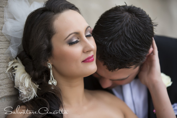Tiffany Franklin Artistry / SALON HALO - Kansas City MO Wedding Beauty