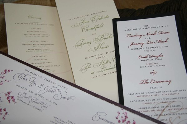 photo 12 of Forevermore Custom Invitations