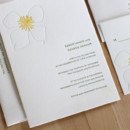130x130 sq 1460830906318 botanical garden letterpress wedding invitation