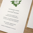 130x130 sq 1483582466206 crosby arboretum magnolia letterpress invitation