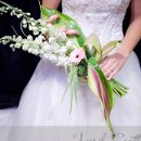 130x130 sq 1332537781588 pinkandwhitebouquet2
