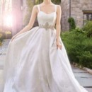 130x130 sq 1464737559439 alvina valenta bridal marbled jacquard ball gown p