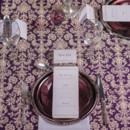 130x130 sq 1386790478069 eggplant table settin