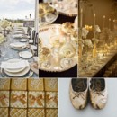 130x130 sq 1386793159561 gold and white wedding inspiration board
