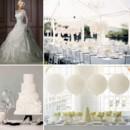 130x130 sq 1386793393808 white wedding board