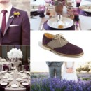 130x130 sq 1387900691192 eggplant and silver wedding inspiration board