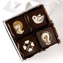 130x130 sq 1252957440669 chocolateweddingfavors