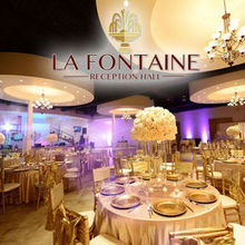 La Fontaine Reception Hall