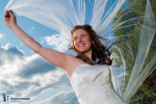 photo 2 of Montreal Wedding Photographer - Francois Bergeron