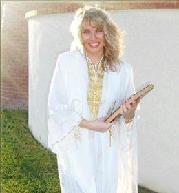 Rev. Angelle Keiffer - Ohio Officiant for Custom Wedding Ceremonies
