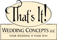 photo 90 of That's It! Wedding Concepts LLC