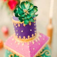 220x220 sq 1452619792159 moroccan styled shoot cake 3
