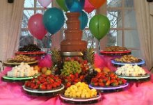 A Taste of Chocolate - Chocolate fountain photo