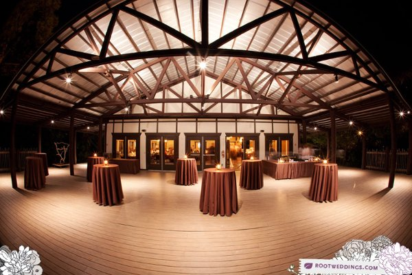 Nyami Nyami River Lodge At The Brevard Zoo - Melbourne FL Wedding Venue