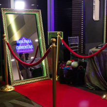 MagicMirror Photo Booth by DeFabis Photography