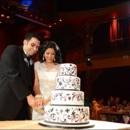 130x130 sq 1444230726440 indian wedding valima white dress ballroom black s