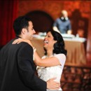 130x130 sq 1444230733005 indian wedding valima white dress ballroom black s