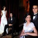 130x130 sq 1444230753890 indian wedding valima white dress ballroom black s