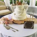 130x130 sq 1486426354989 meriwether aldridge wedding cake