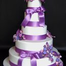130x130 sq 1297974768109 purplecallalilyhydrageaweddingcakerental