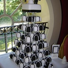 220x220 sq 1265839530155 blackwhiteminicaketower