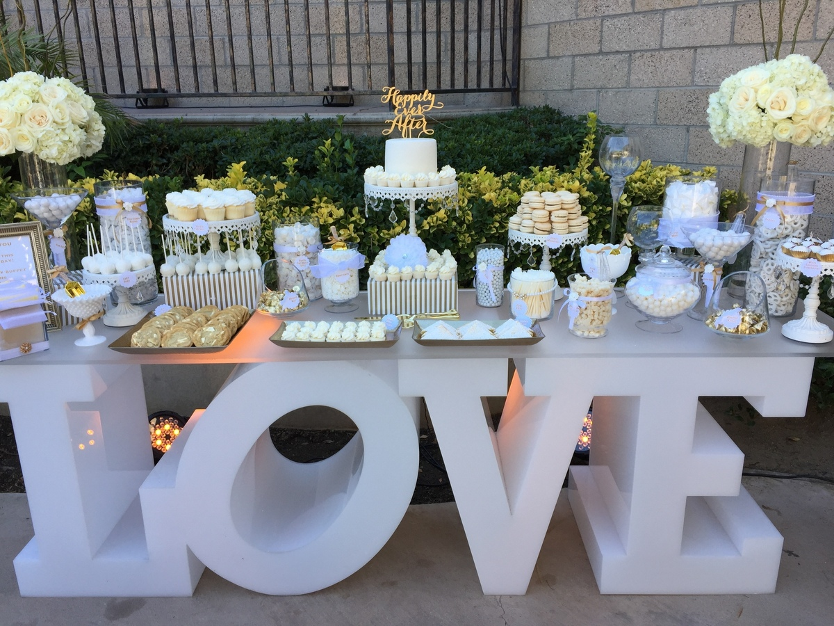 Sweet Creations by Judy for Candy Buffets, Popcorn Bars