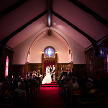 220x220 sq 1414771659280 skaggsmemorialchapel slc weddingceremony gabbydeni